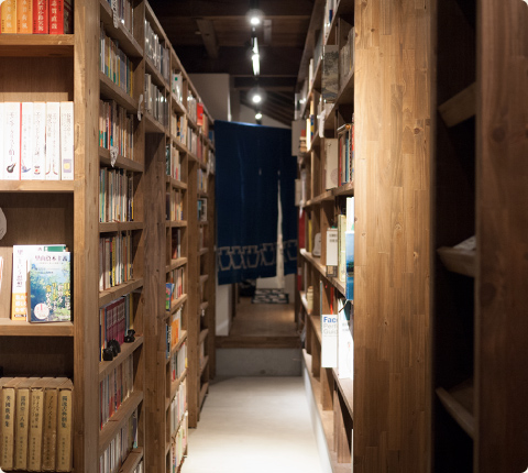 夜の図書館 べーる 夜だけ営業する隠れ家図書館 石川県金沢市